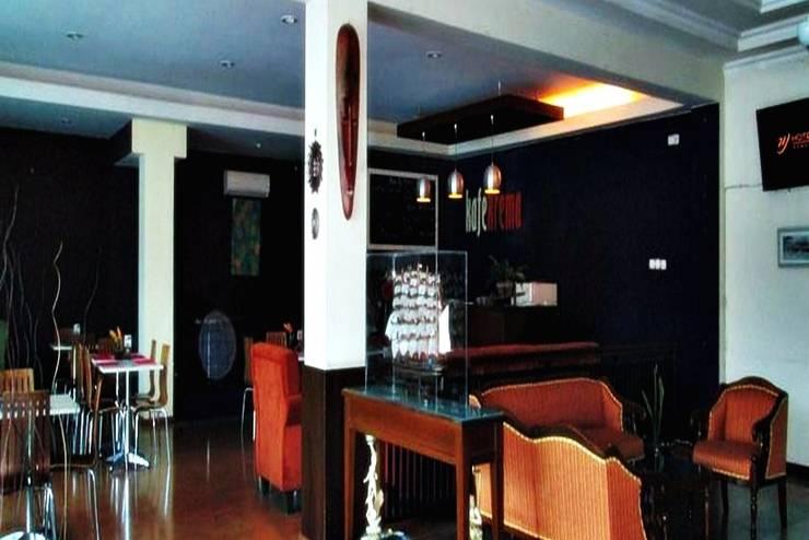 Hotel MJ Samarinda - Resepsionis