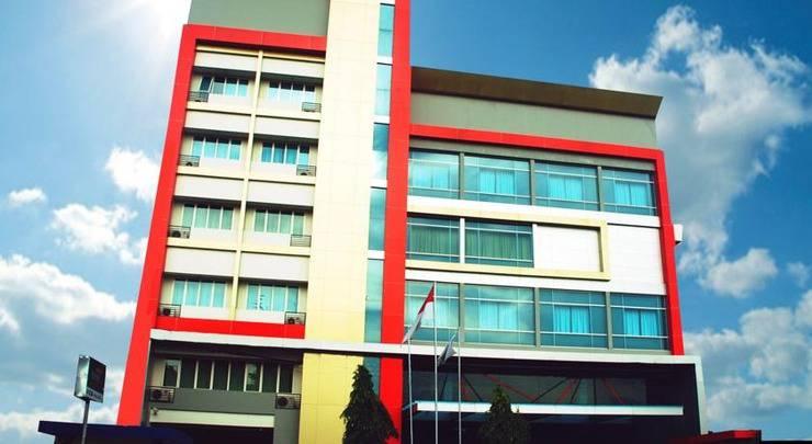 Hotel MJ Samarinda - Pemandangan