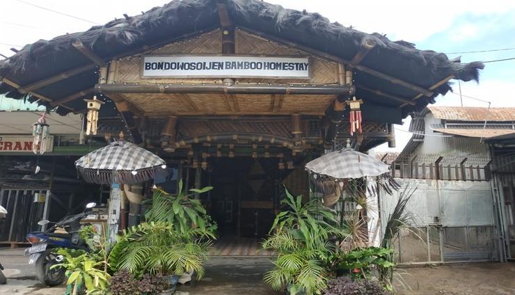 MyHomestay Ijen Bamboo Bondowoso - Exterior