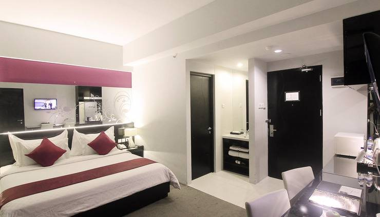 Grand Darmo Suite Surabaya - Deluxe Suite Double