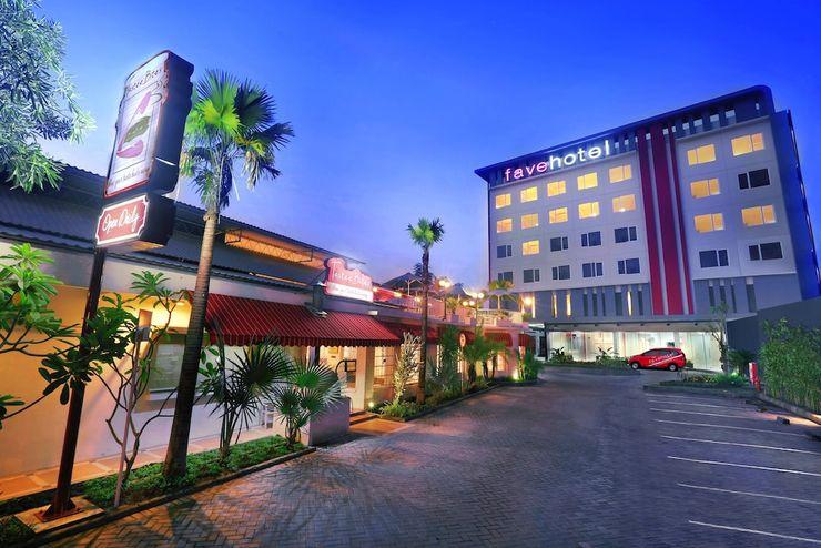 favehotel Sudirman Bojonegoro - Porch