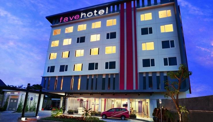 favehotel Sudirman Bojonegoro - Tampilan Depan