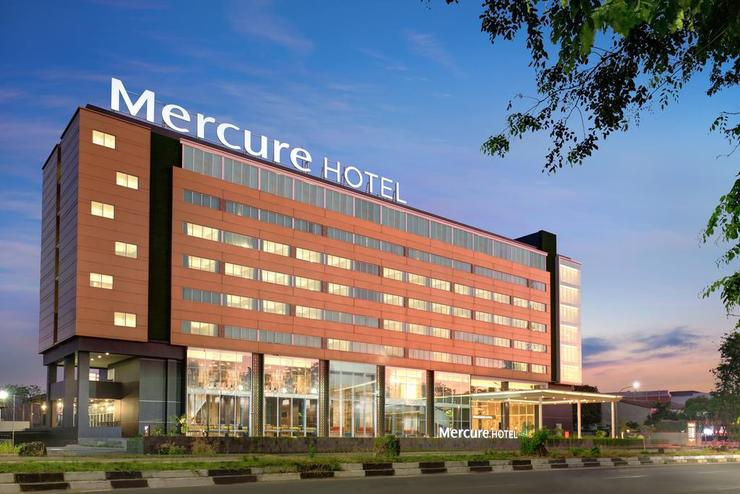 Mercure Makassar Nexa Pettarani Makassar - exterior