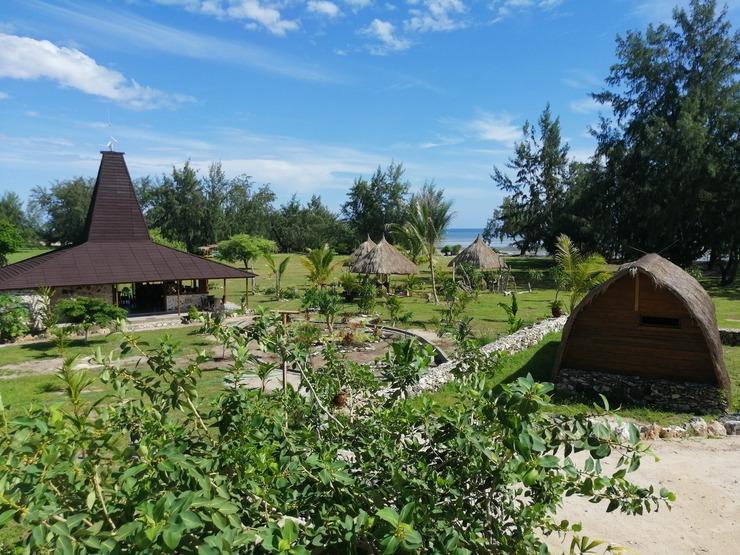 Eco Resort Sumba Dream Pulau Sumba - Facade
