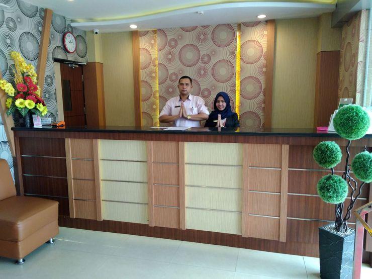 Parma Paus Hotel Pekanbaru - LOBBY