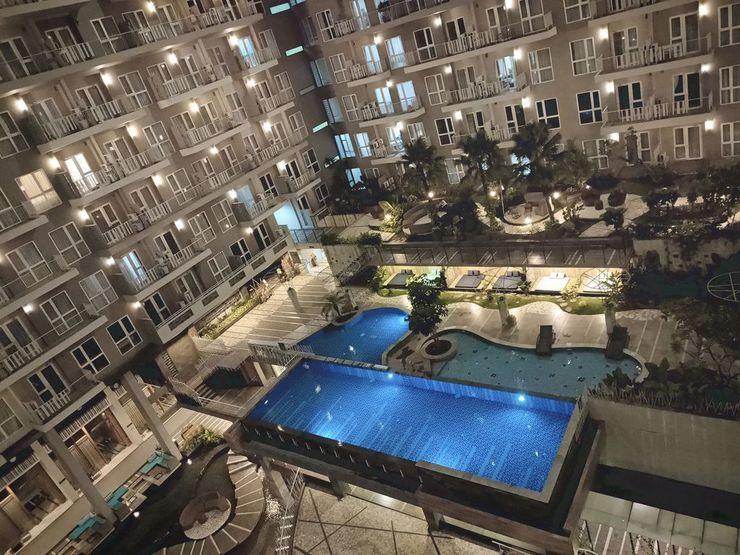 Mavi Hotel & Apartement Jababeka Cikarang Bekasi - Exterior