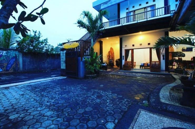 Medewi Surf Lodge Bali - Facilities