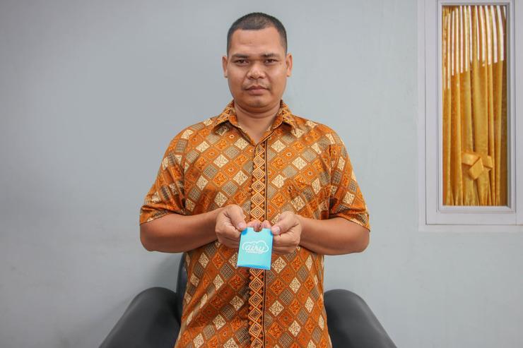 Airy Eco Medan Johor Suka Ria 5 - Receptionist