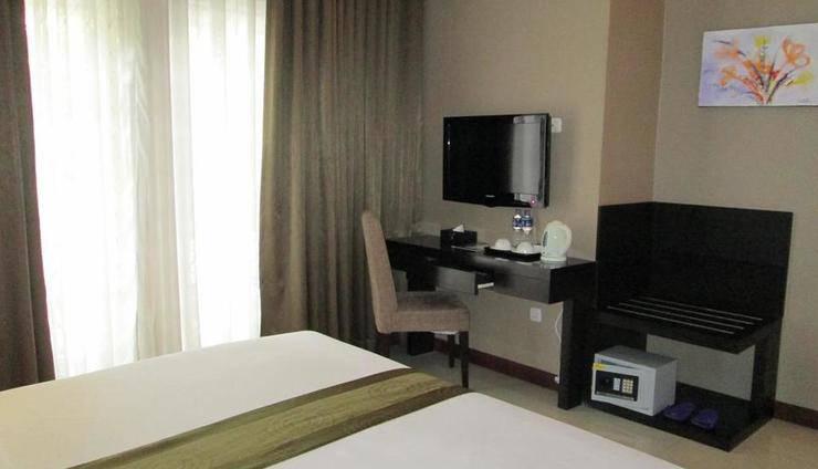 Vio Hotel Cimanuk Bandung - Deluxe Double