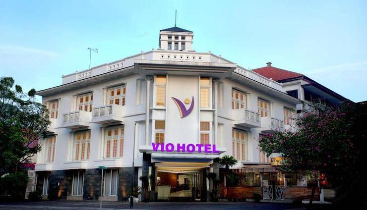 Vio Hotel Cimanuk Bandung - Appearance