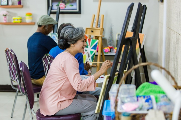 Rukun Senior Living Sentul - Activities