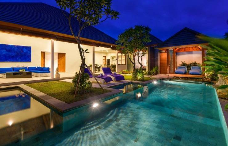 VillaLey Seminyak Bali - renang