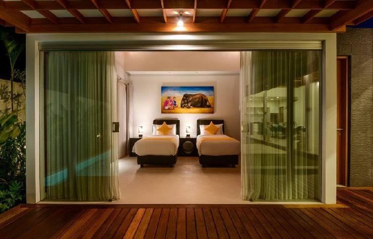 Villa Ley Bali - Kamar tidur