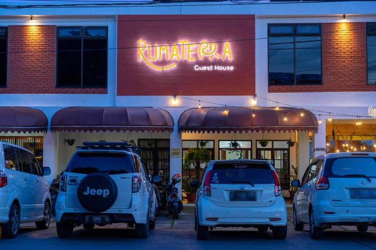 RumaTerra B & B Lembang - Facade