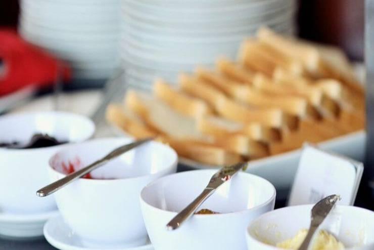 Hotel Anugerah Palace Solo - Makanan