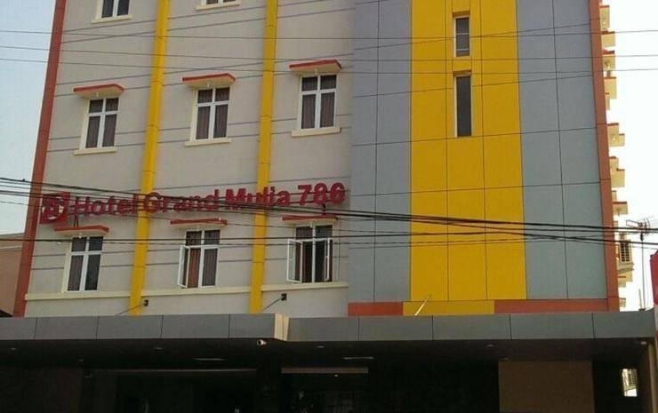 Hotel Grand Mulia 786 Makassar - Eksterior