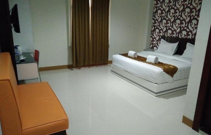 Hotel Grand Mulia 786 Makassar - Kamar