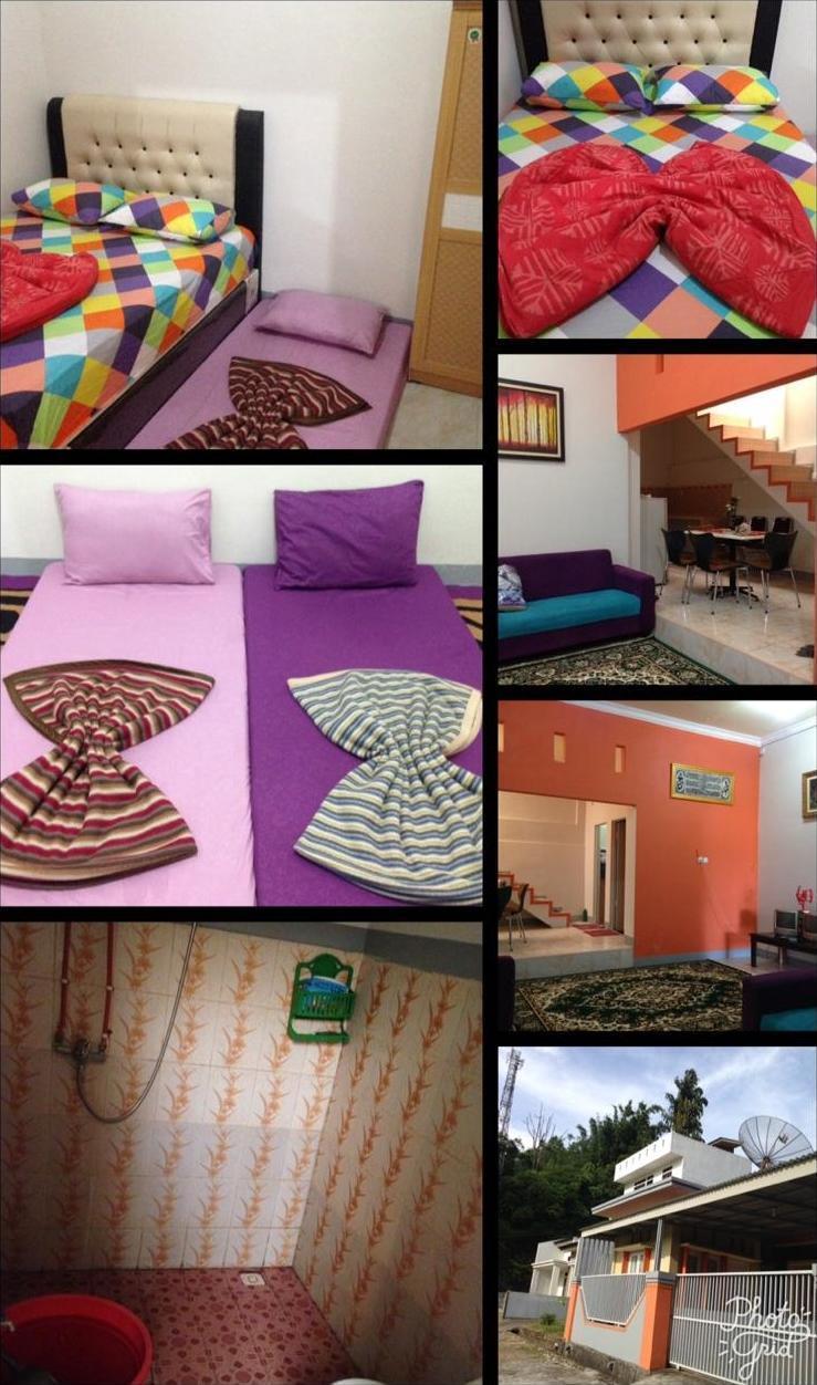 Jingga Guest House Bukittinggi - room