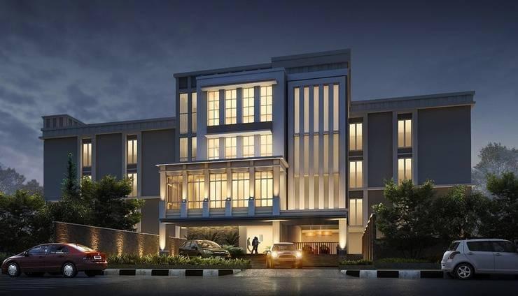 Kytos Hotel Bandung - Facade