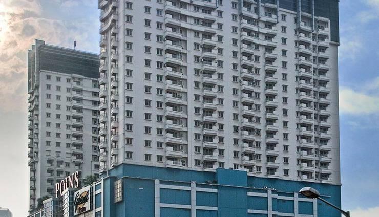 Grand Whiz Poins Square Simatupang - Bangunan hotel