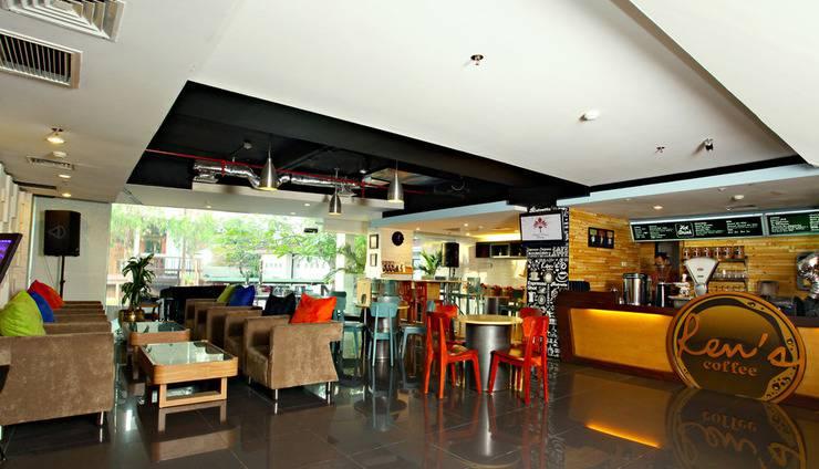 Hotel Prima Cirebon - Coffee Shop