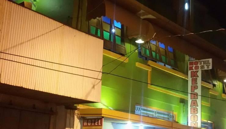 Hotel Keprabon Solo - Tampilan Luar Hotel