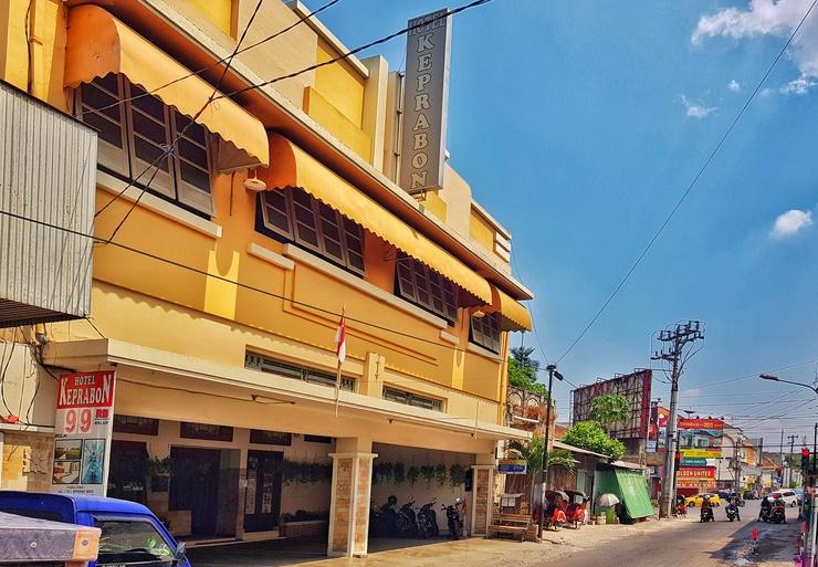 Hotel Keprabon Solo - Bangunan