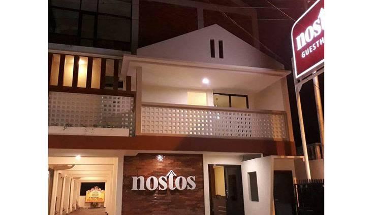 Nostos Guest House Wonosobo - Exterior