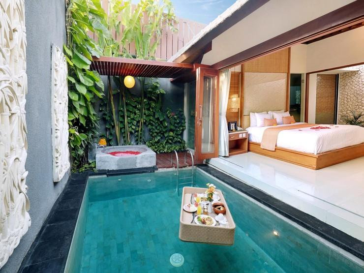 Legian Kriyamaha Villa Bali - Private Pool
