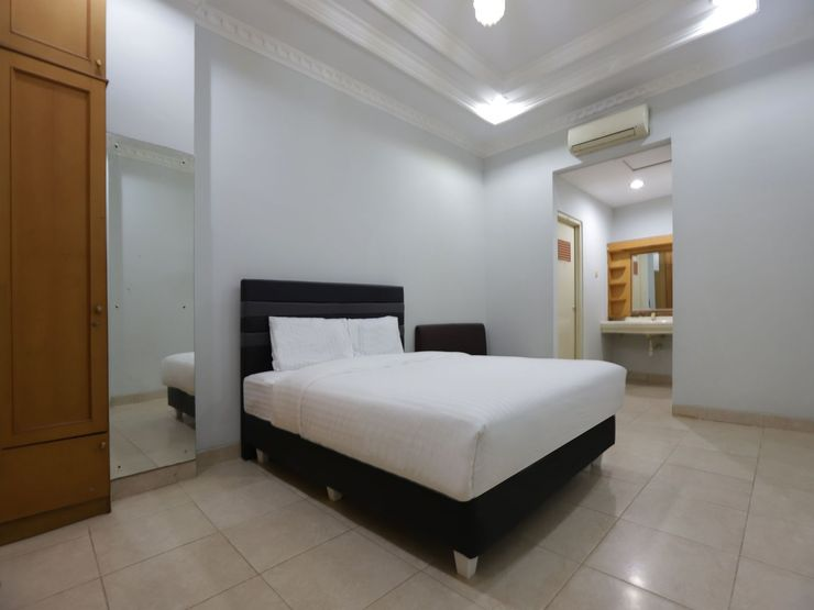 45 Residence Jakarta - Bedroom