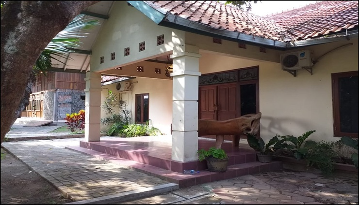 Griyasanti Yogyakarta - exterior