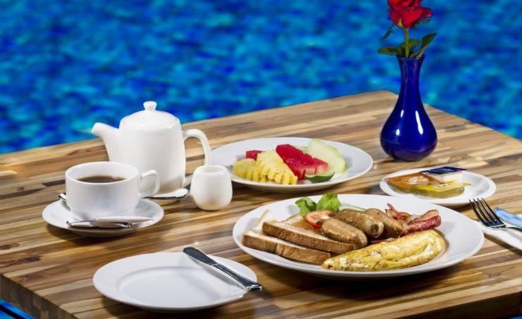 Hotel Daun Bali Seminyak Bali - Paket sarapan pagi