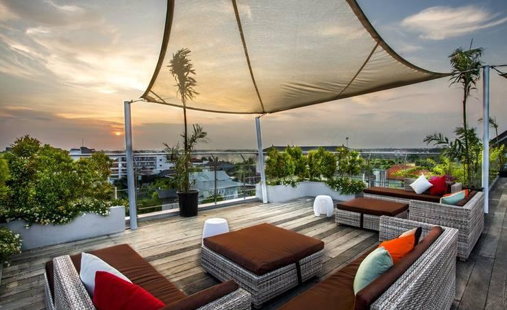 Hotel Daun Bali Seminyak Bali - Eksterior