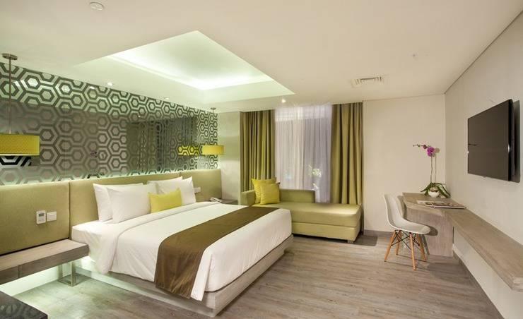 Hotel Daun Bali Seminyak Bali - Kebaikan kamar
