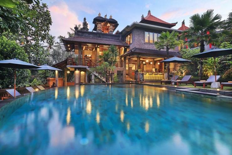 Ketut's Place Villas Ubud Bali - exterior