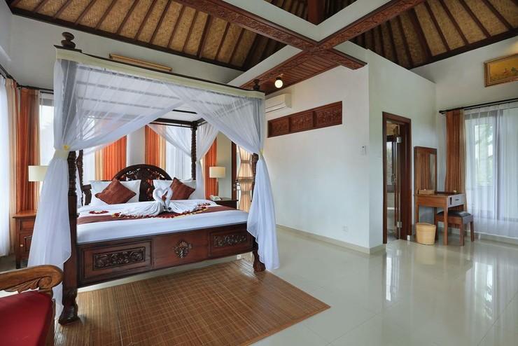 Ketut's Place Villas Ubud Bali - interior