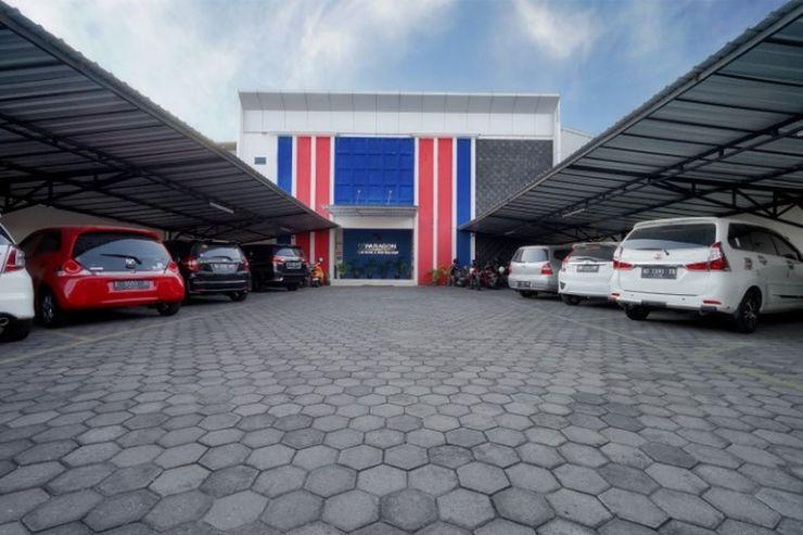 D'Paragon Flamboyan Yogyakarta - exterior