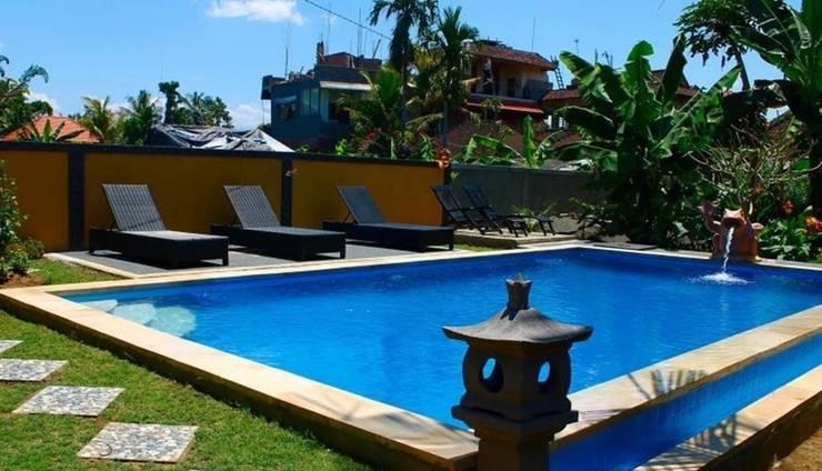 Swan Inn Ubud - Kolam Renang