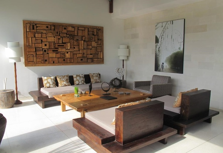 Villa Chocolat Seminyak Bali - Interior