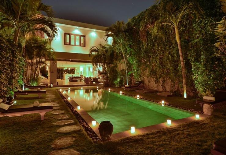 Villa Chocolat Seminyak Bali - Pool