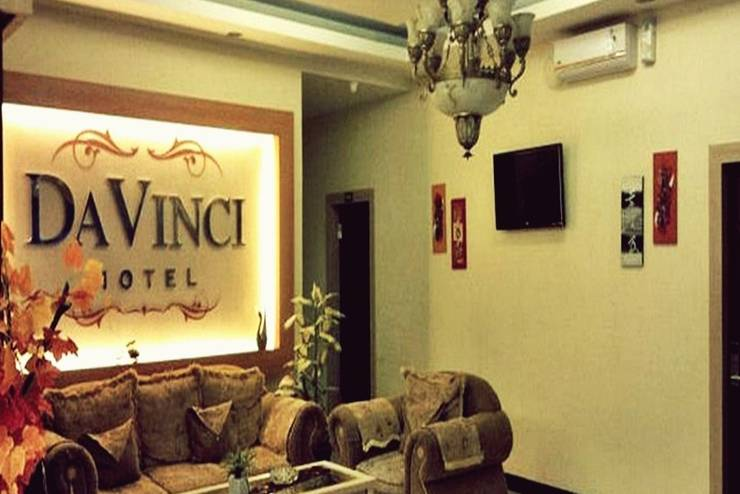 Hotel Davinci Kendari - Interior