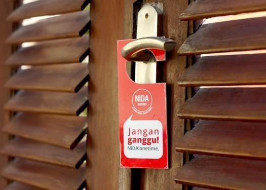 NIDA Rooms Drupadi Gang Puri Kubu - pemandangan