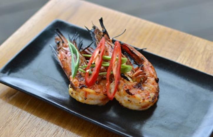 Waka Gangga Resorts Bali - Menu Makanan