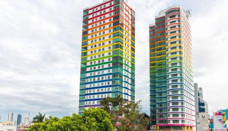 Twin Plaza Hotel Jakarta - Tampak Luar Gedung