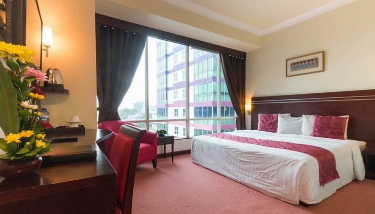 Twin Plaza Hotel Jakarta - Superior Satu Tempat Tidur Besar