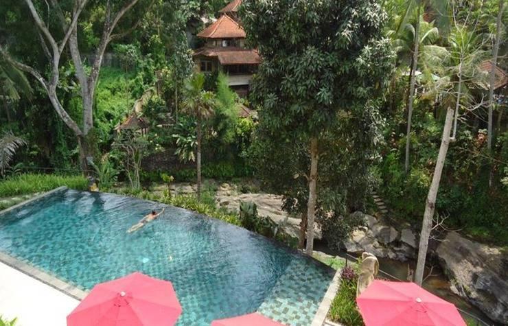 Labak River Hotel Bali - Kolam Renang