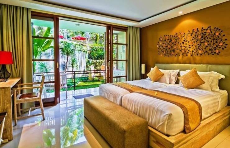 Labak River Hotel Bali - Deluxe Garden View Room