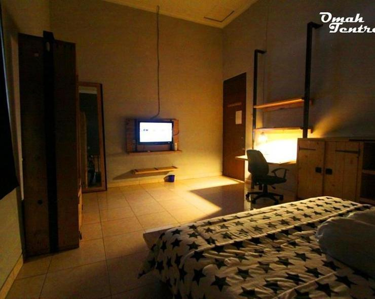 Omah Tentrem Near UGM By Paramon Yogyakarta - Guest room