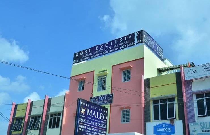 Maleo Kostel Way Hitam Palembang Palembang - Eksterior