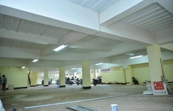 Maleo Kostel Way Hitam Palembang Palembang - Tempat Parkir